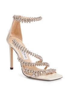 Jimmy Choo Josefine Crystal Embellish Sandal (Women)