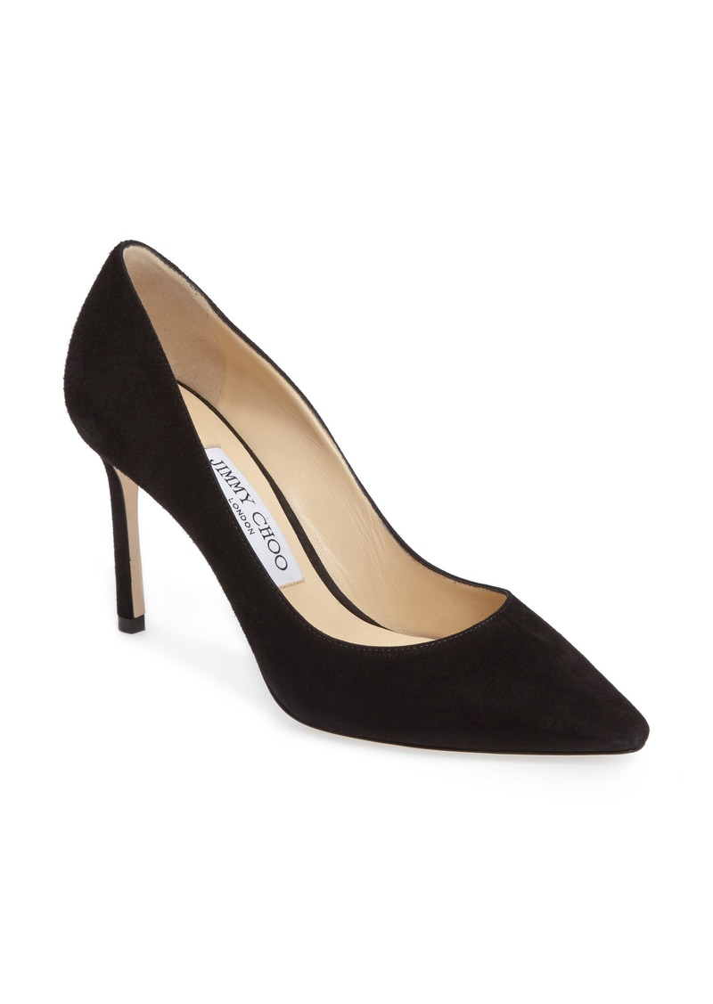 Jimmy Choo Romy Pointed Toe Pump (Women)