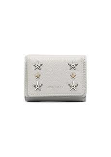 Jimmy Choo Nemo star-studded wallet