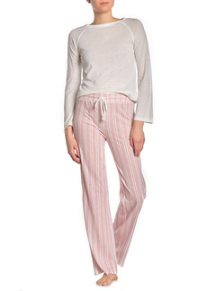 Joe's Jeans Wide Leg Relaxed Fit Pants