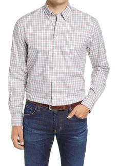 johnnie-O Curtis Classic Fit Plaid Button-Down Shirt