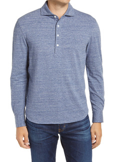 johnnie-O Hangin' Out Long Sleeve Men's Polo