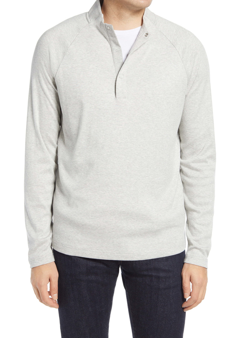 johnnie-O Men's Whaling Henley Pullover