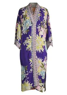 Johnny Was Annika Reversible Printed Kimono