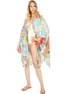 Johnny Was Boho Short Kimono