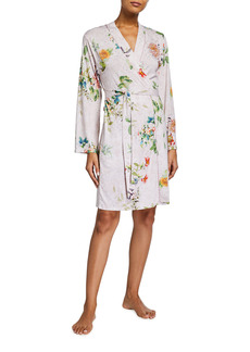 Johnny Was Emma Floral-Print Sleep Robe