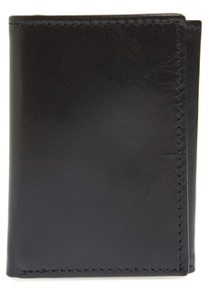 Johnston & Murphy Leather Trifold Wallet