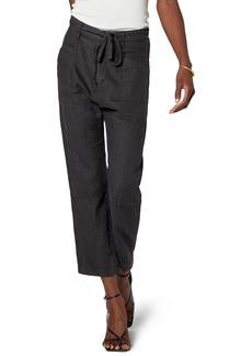 Joie Abbott Utility Linen Pants