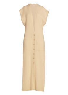 Jonathan Simkhai Selma Loungewear Longline Vest