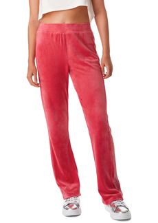 Juicy Couture Anniversary Velour Track Pants