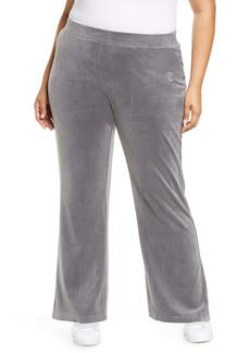 Juicy Couture Velour Track Pants (Plus Size)