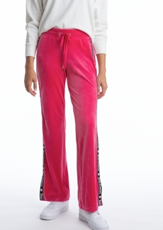 Juicy Couture Women's Velour Track Pant