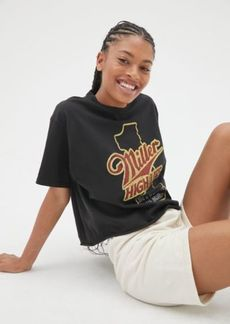 Junk Food Miller High Life Be A Winner Tee