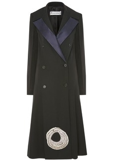JW Anderson diamante tailored coat