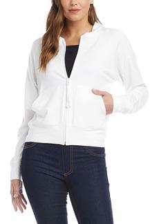 Karen Kane French Terry Zip Jacket