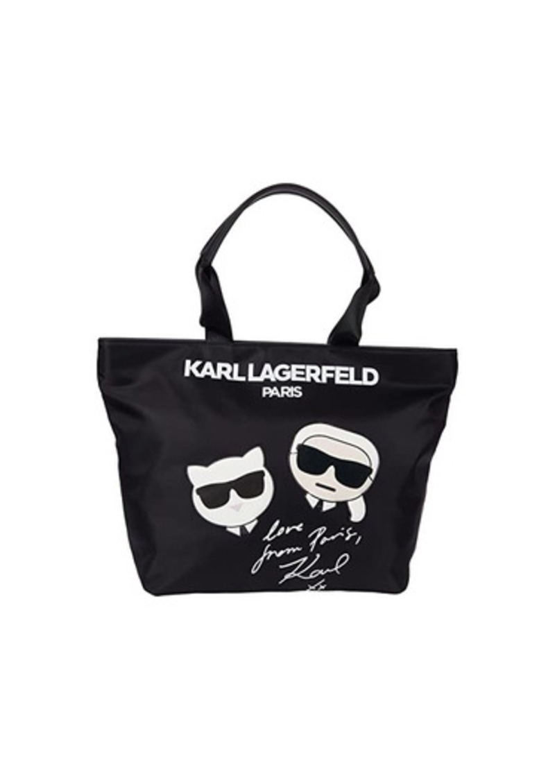 Karl Lagerfeld Amour Tote
