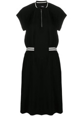 Karl Lagerfeld Cady tennis dress