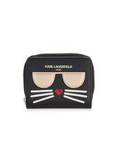 Karl Lagerfeld Choupette Small Wallet