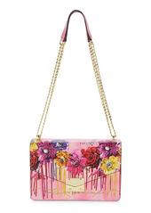 Karl Lagerfeld Corrine Print Shoulder Bag