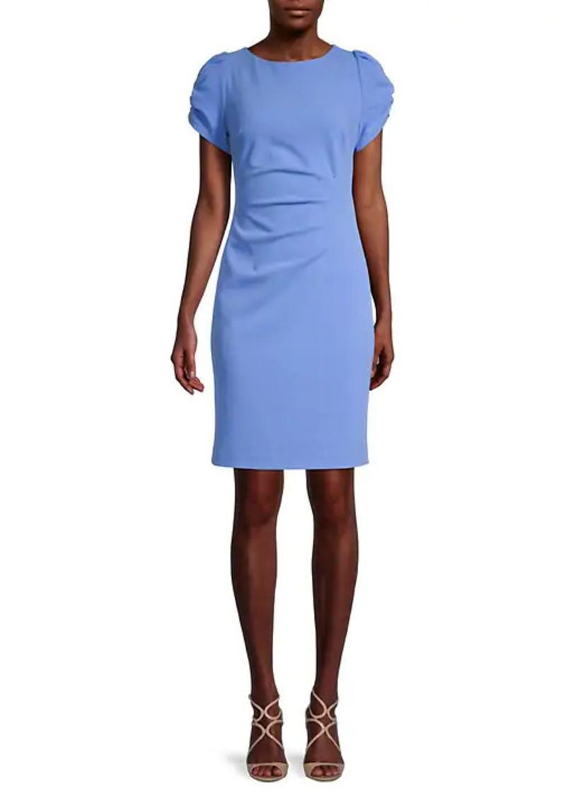 Karl Lagerfeld Crewneck Mini Dress