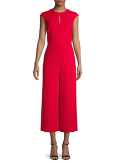 Karl Lagerfeld Cropped Jumpsuit