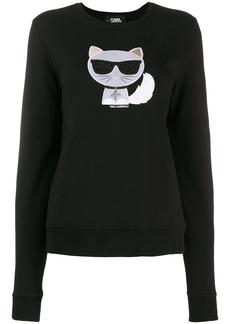 Karl Lagerfeld Ikonik Choupette sweater