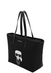 Karl Lagerfeld Ikonik Nylon Tote Bag