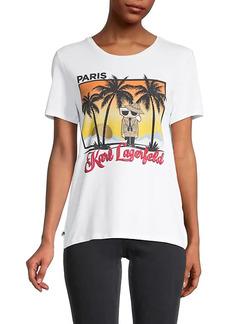 Karl Lagerfeld Jungle Safari T-Shirt