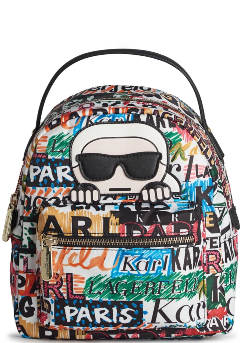 Karl Lagerfeld Paris Amour Backpack