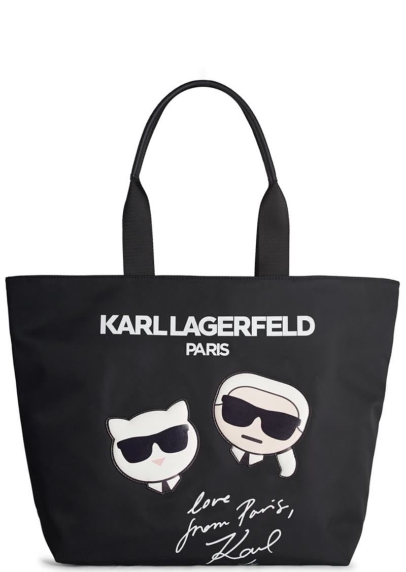 Karl Lagerfeld Paris Amour Tote