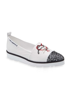 Karl Lagerfeld Paris Carma Slip-On Sneaker (Women)