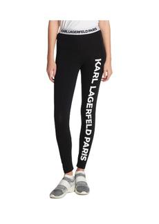 Karl Lagerfeld Paris Logo Legging
