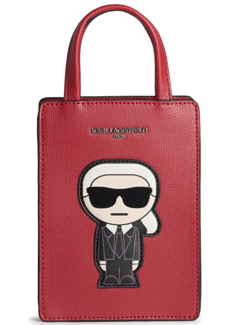 Karl Lagerfeld Paris Maybelle Crossbody