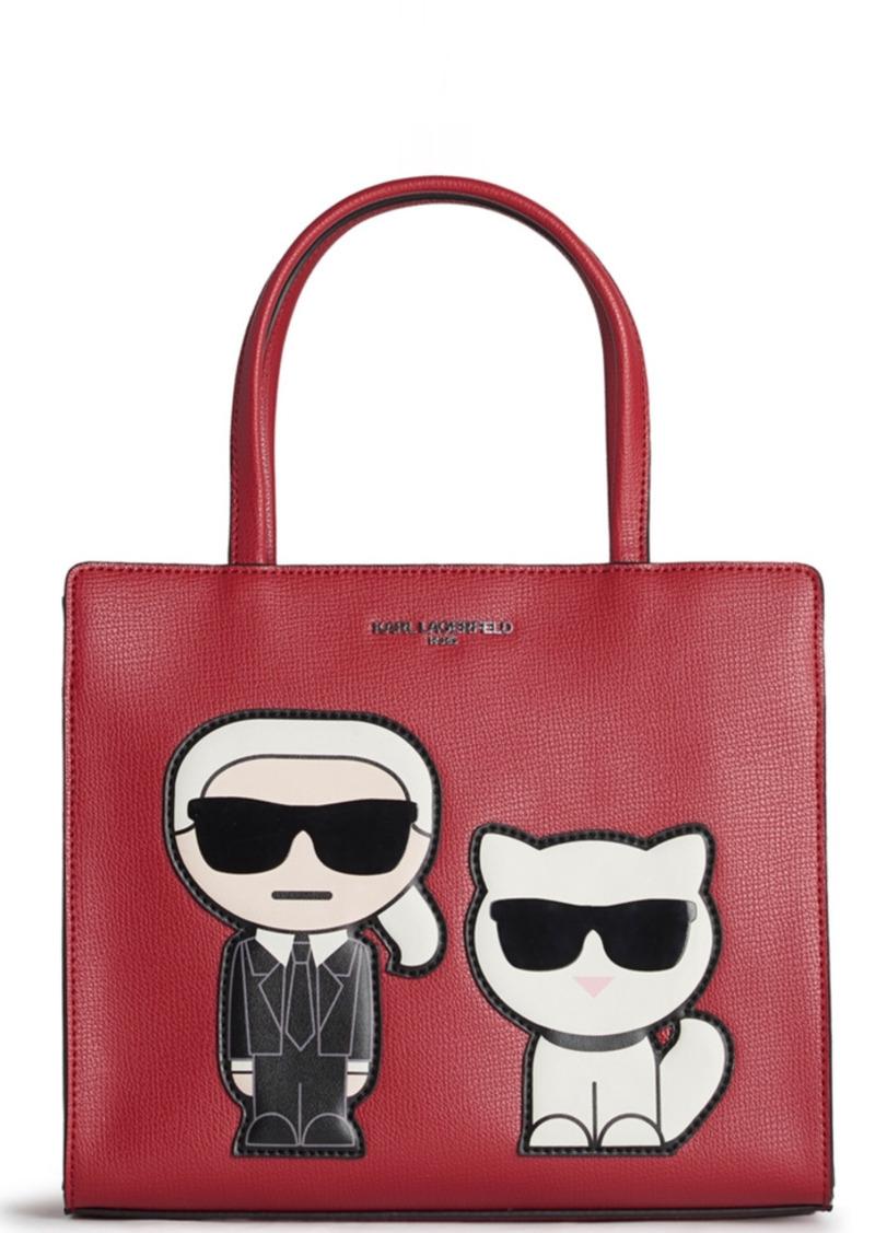 Karl Lagerfeld Paris Maybelle Satchel
