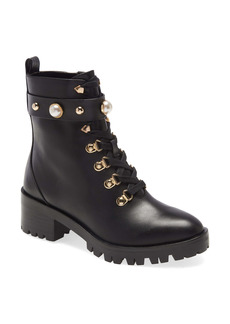 Karl Lagerfeld Paris Perry Boot (Women)