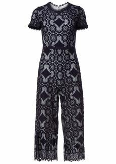 Karl Lagerfeld Paris Women's Lace Jumpsuit