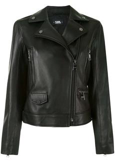 Karl Lagerfeld Karl Legend biker jacket