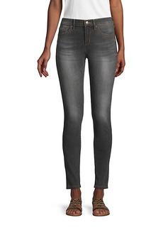 Karl Lagerfeld Karl Mid-Rise Ankle Skinny Jeans