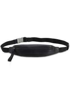 Karl Lagerfeld Karl X Carine Small Leather Belt Bag