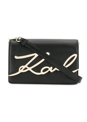 Karl Lagerfeld K/Signature shoulder bag