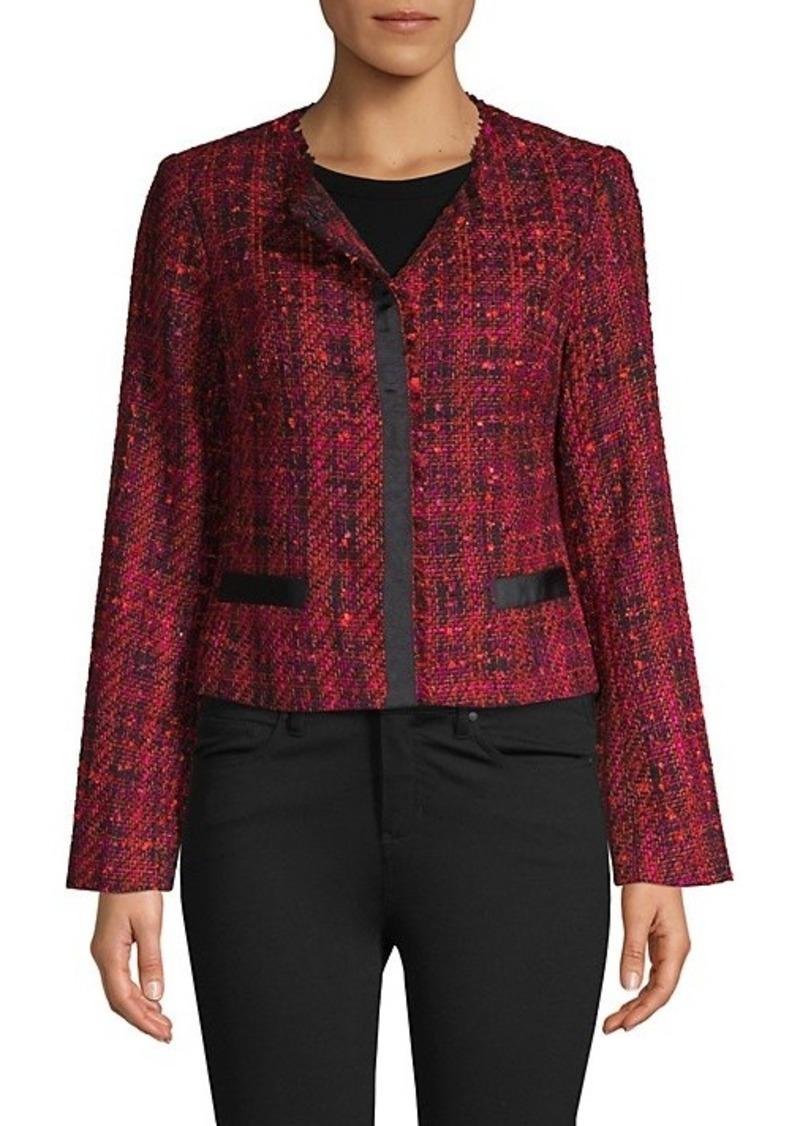 Karl Lagerfeld Long-Sleeve Jacket