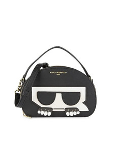 Karl Lagerfeld Maybelle Choupette Cat Top-Handle Bag