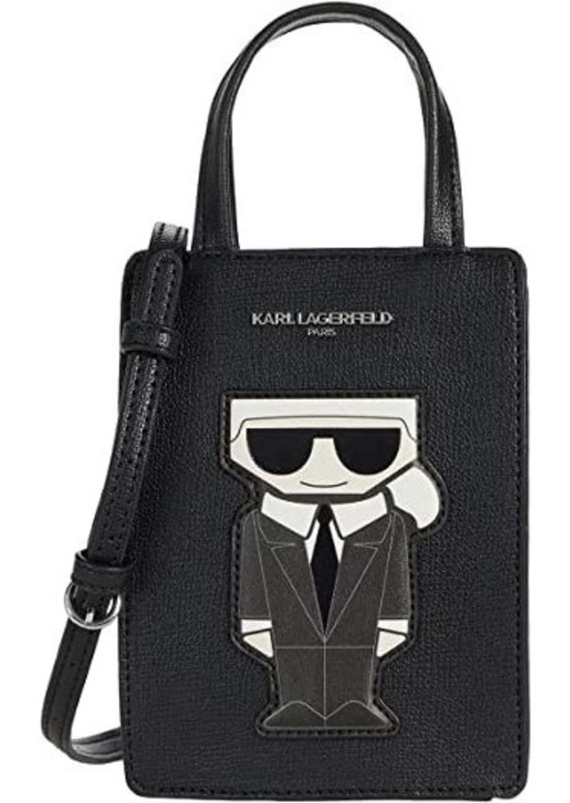 Karl Lagerfeld Maybelle Crossbody3