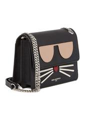 Karl Lagerfeld Maybelle Flap Shoulder Bag