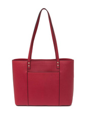 Karl Lagerfeld Maybelle Leather Printed Tote