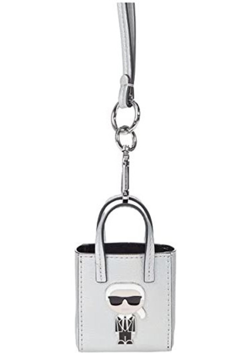 Karl Lagerfeld Maybelle Small Leather Good Accessories