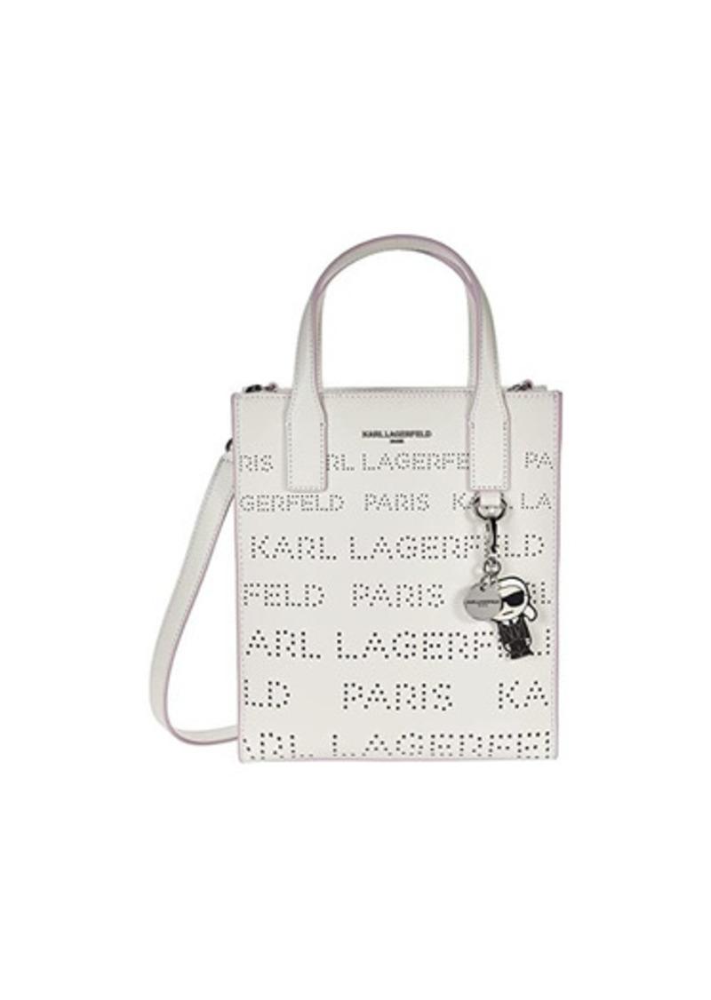 Karl Lagerfeld Nouveau Tote