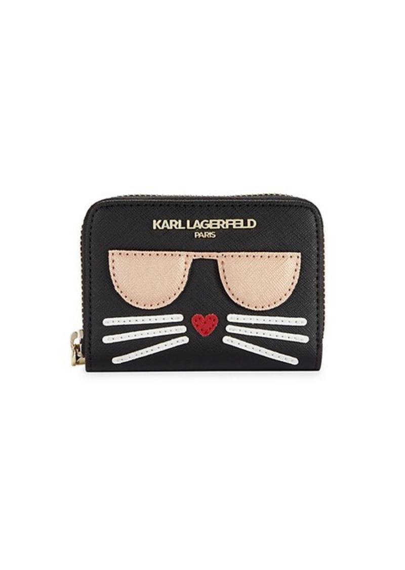 Karl Lagerfeld Choupette Card Case