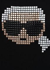 Karl Lagerfeld Pixel Karl Cotton & Modal Sweatshirt