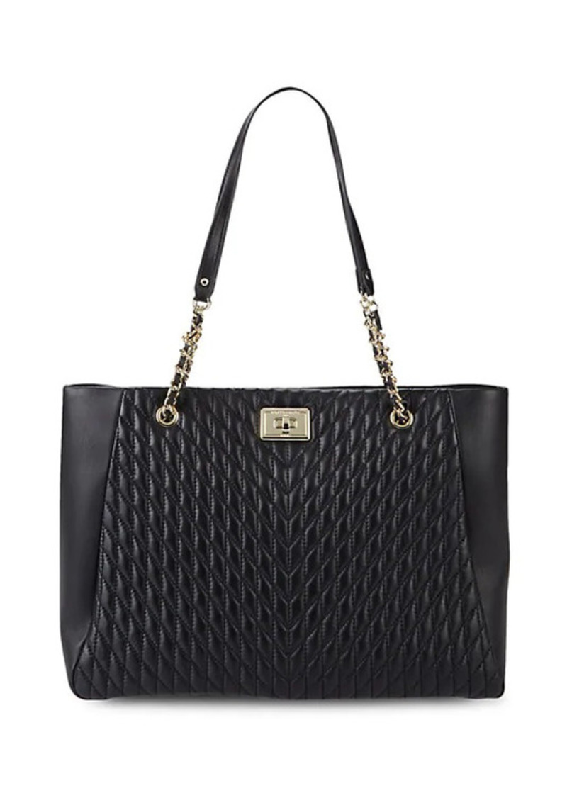 Karl Lagerfeld Agyness Large Tote